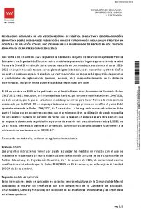 2021-10-22 RESOLUCIÓN CONJUNTA VPE-VOE MASCARILLAS COVID-19 2021-2022  26316168