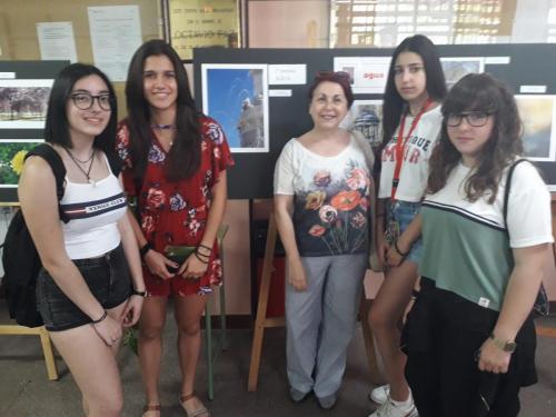 XIV Maratón de fotografía matemática de Leganés