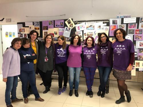 25 de noviembre 2019. Día internacional contra la violencia de género
