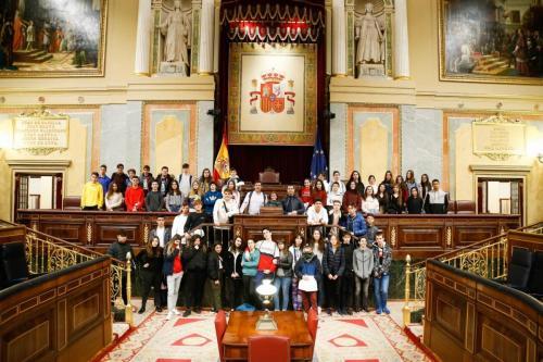 Congreso de los Diputados marzo 19