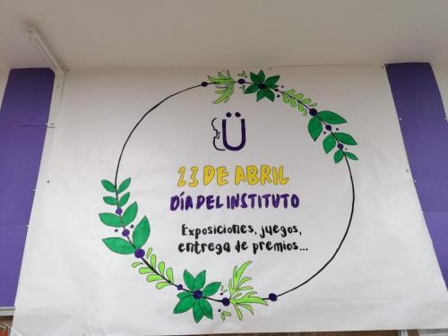Fiesta del instituto 2021