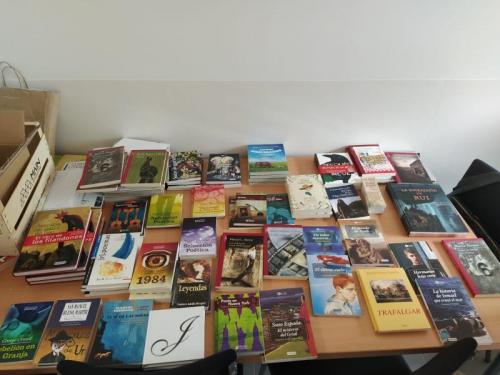 Lotes de libros